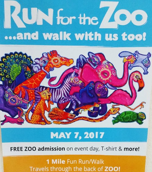 2017 Run for the Zoo
